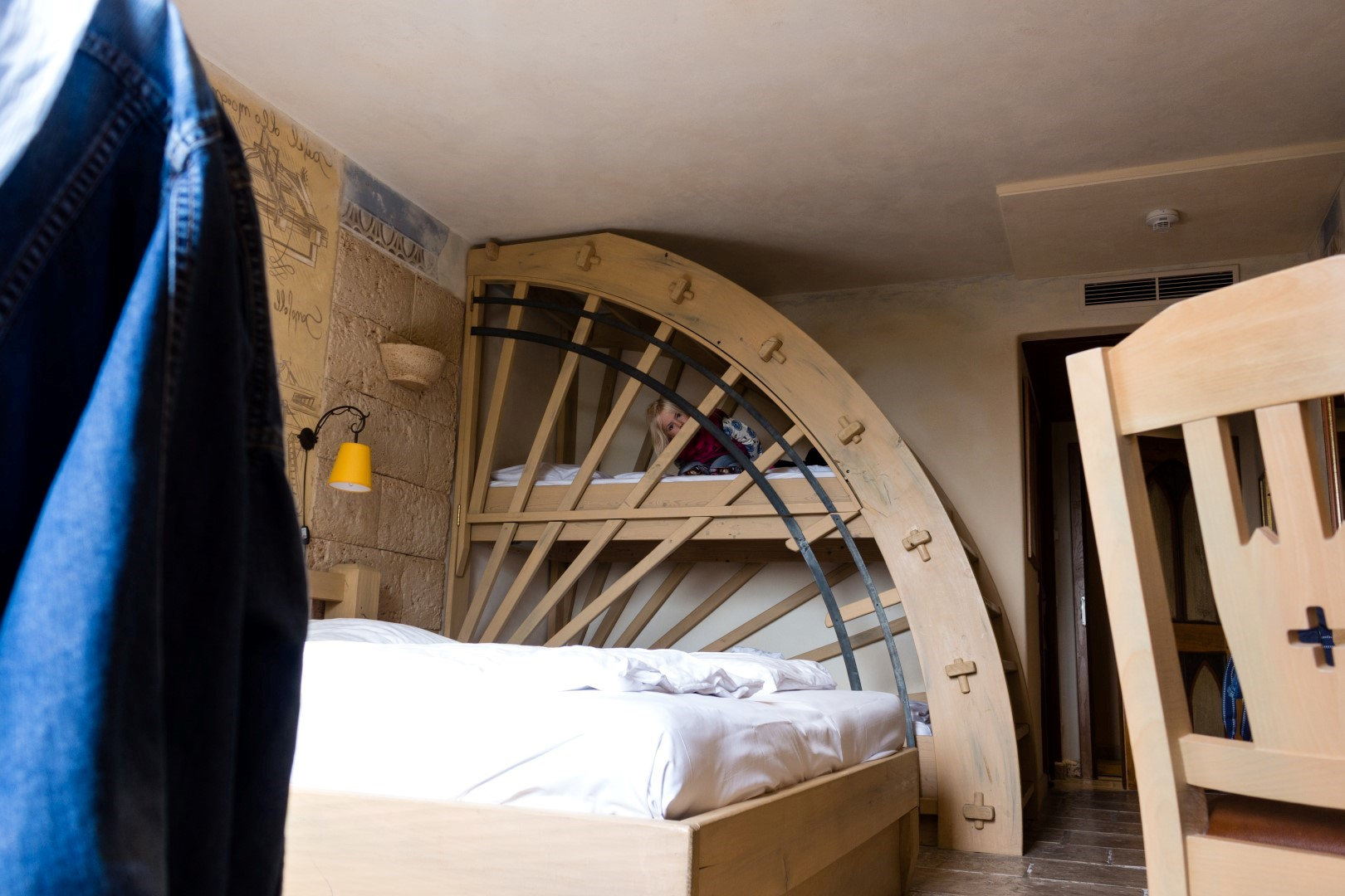 Hotel Colosseo Zimmer